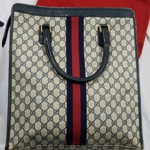 f2daa3087fb Gucci Bags - Authentic vintage Gucci North South shopper tote